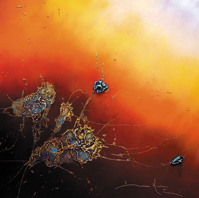 Eunice Maia | Filigrana cósmica I