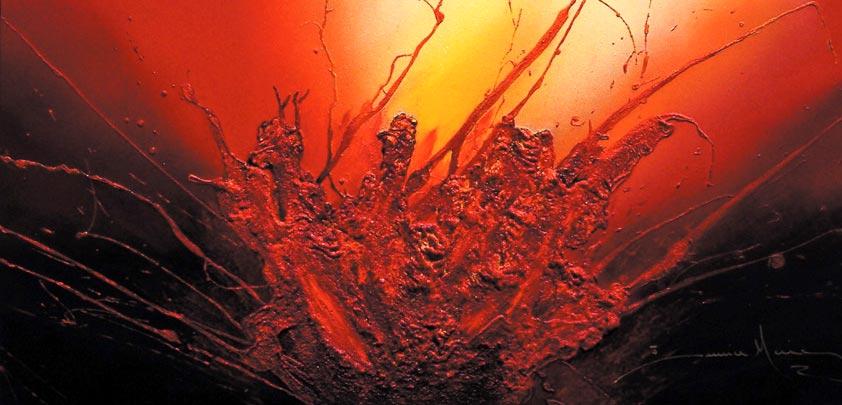 Eunice Maia | Kiss of fire II