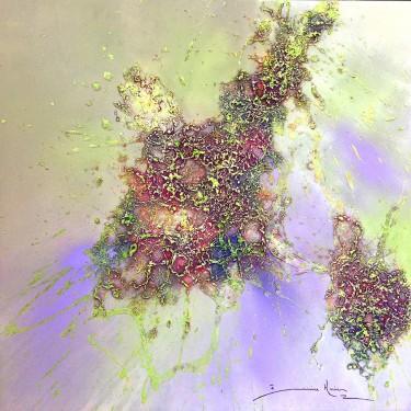 Sortilégio de Eunice Maia | Pintura Contemporânea Portuguesa